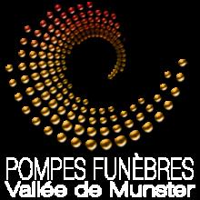 Logo des Pompes funèbres de la Vallée de Munster